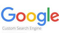 google 自訂搜尋引擎