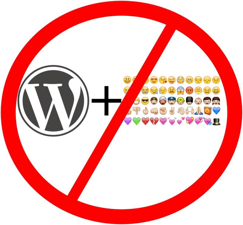 wordpress-disable-emoji